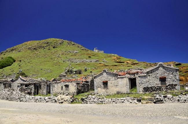東嶼坪傳統聚落建築
