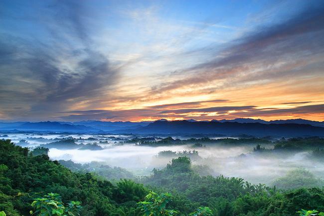 台灣著名曙光景點