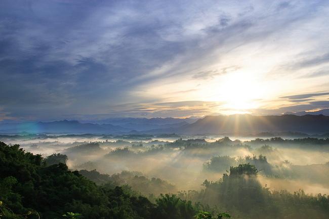 台南二寮-撥雲見日