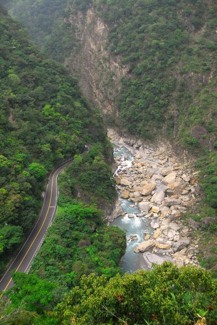太魯閣峽谷