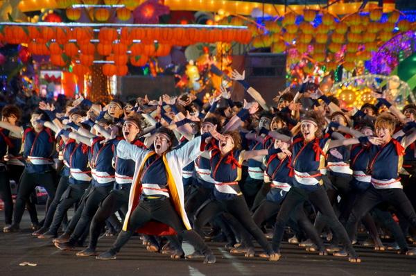 日本表演團體