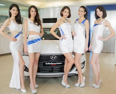2016台北車展名模