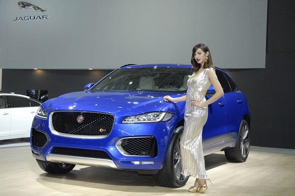 Jaguar 莫允雯