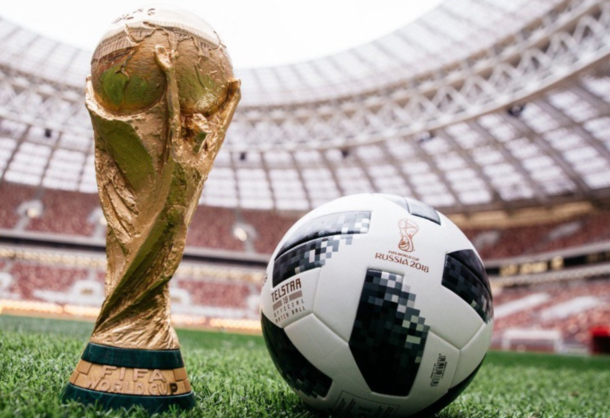 2018俄羅斯世界盃