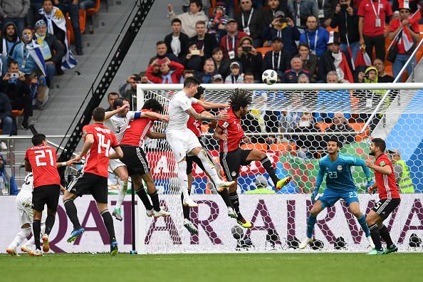 烏拉圭1:0勝埃及