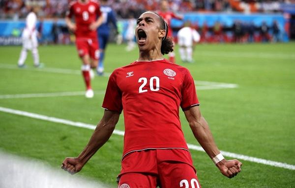丹麥1:0擊敗祕魯