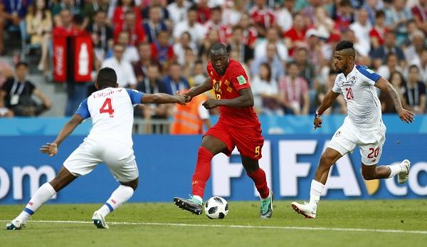 比利時3:0痛擊巴拿馬