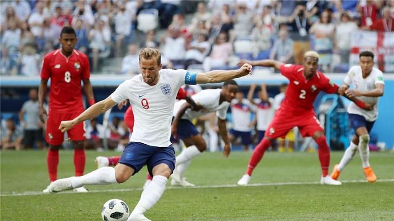 英格蘭6:1狂勝巴拿馬