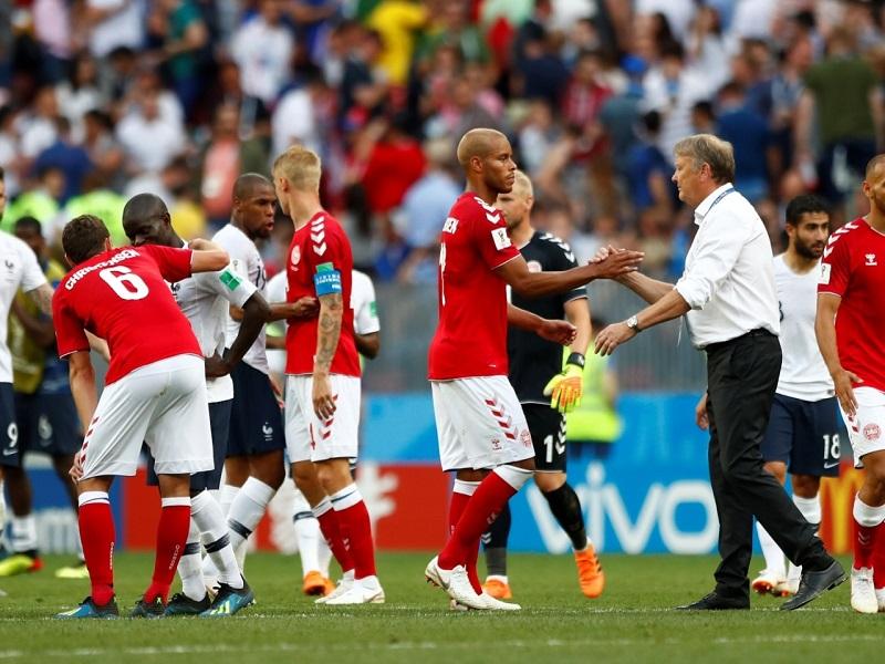 丹麥0:0踢平法國