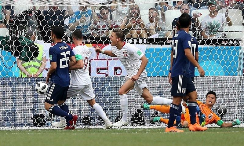 波蘭1:0力克日本