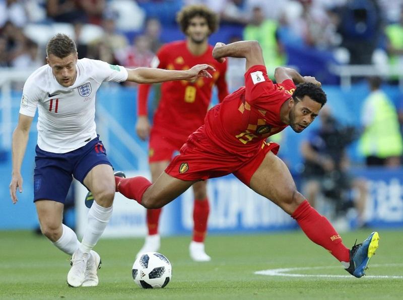 比利時1:0擒拿英格蘭